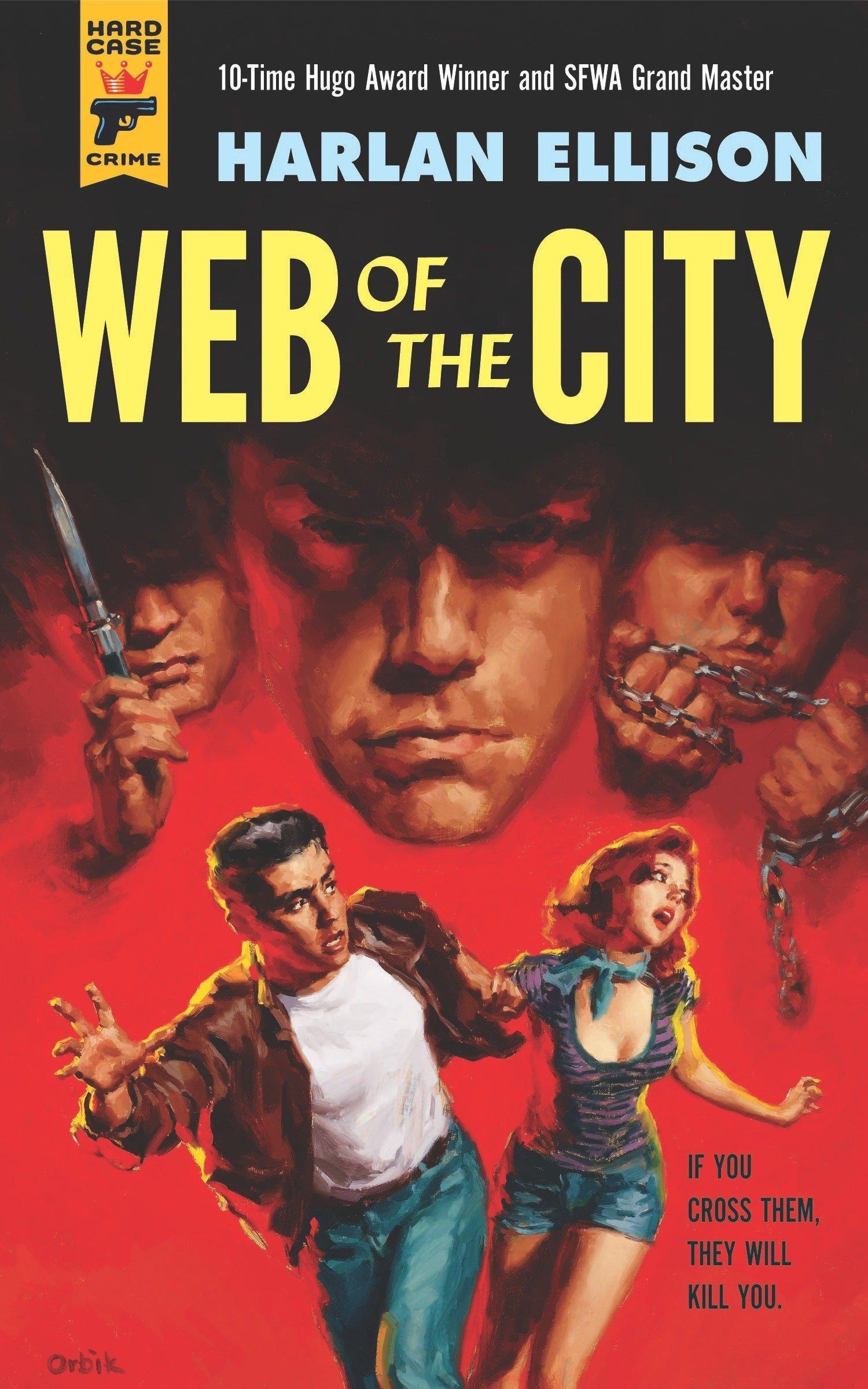 Download Web of the City (Hard Case Crime) PDF