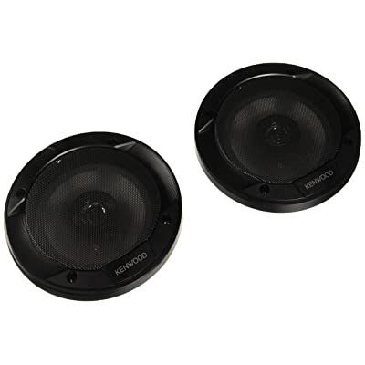 "Kenwood 6 1/2"" Automotive Speaker 6 1/2\"" 2-Way Automotive Speaker (KFC1666S): Electronics [5Bkhe0111995]"