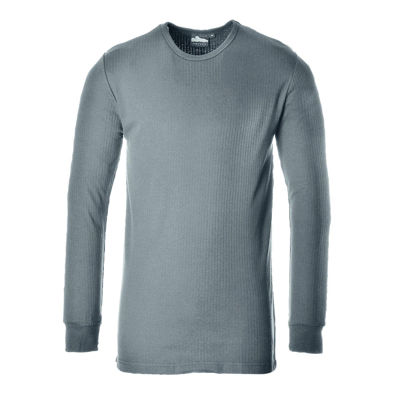 Portwest B123 - Camiseta térmica L/SLV, color Armada, talla 3 XL: Amazon.es: Industria, empresas y ciencia