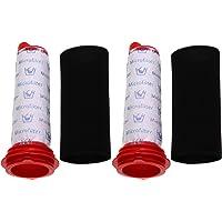 Juego de 2 filtros compatibles con aspiradora