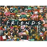 Friends TV Show Collage Jigsaw Puzzle - 1000 Pieces - Officially Licensed