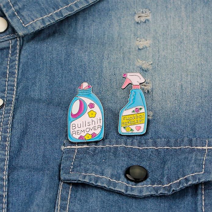 XdiseD9Xsmao Preciosa Forma De Detergente para La Ropa Breastpin ...