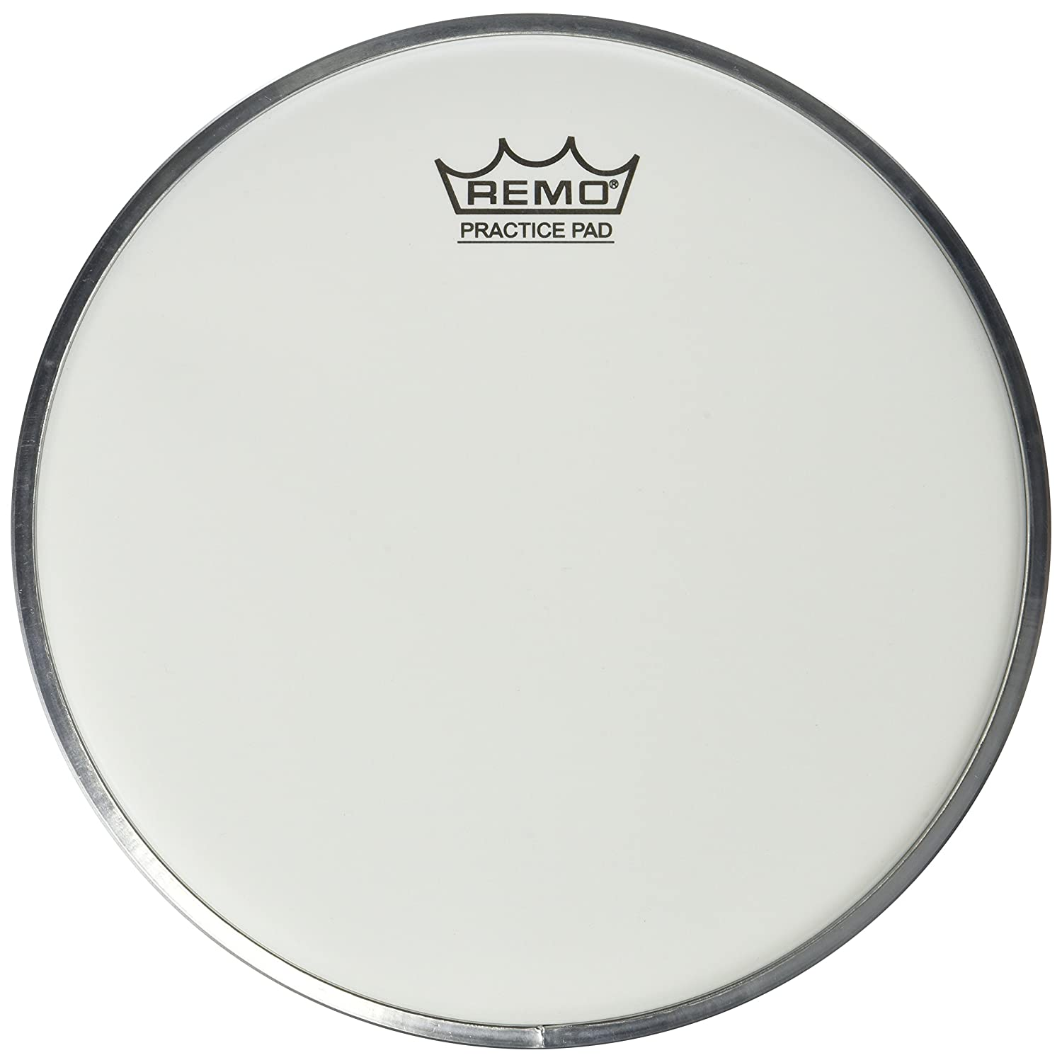 Remo Practice Pad Drumhead - Ambassador, Coated, 8""