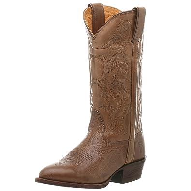 FRYE Womens Bruce Cognac Pullon Boots  55