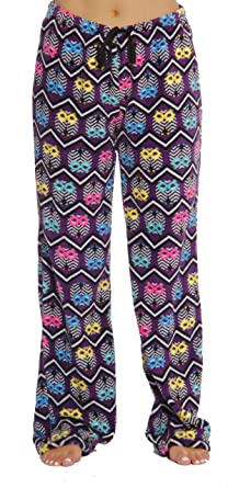 Owl Print Pajama Pants