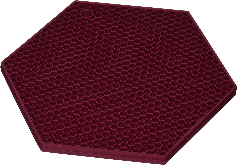 Lamson Honeycomb HotSpot Pot Holder//Trivet 3-Pack Navy 07910