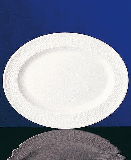 Wedgwood Nantucket Basket 15.2-Inch Platter & Amazon.com | Wedgwood Nantucket Basket 15.2-Inch Platter: Teapots