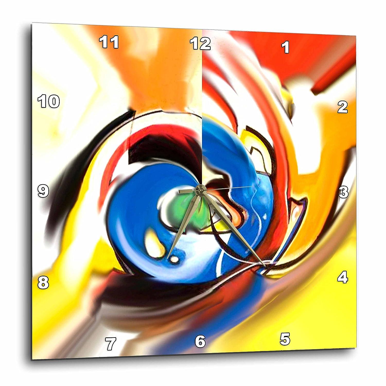 dpp/_1083/_1 Original Digital Artwork 10x10 Wall Clock 3dRose Digital Artwork Design