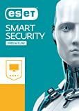 Software : ESET Smart Security Premium for Windows 2018 | 1 Device & 1 Year | Download with License [Download]