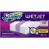 Swiffer WetJet Hardwood Floor Spray Mop Pad Refill Original, 24 Count