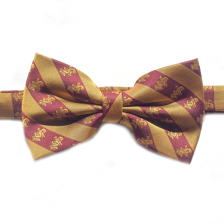 Pre-Tied Helmet Bow Tie Pi Kappa Alpha Pre-Tied Bow Tie Fraternity Greek Formal Occasion Standard Length Width pike