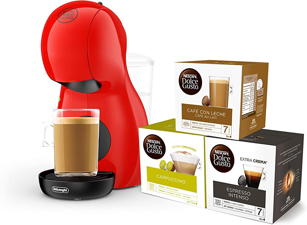 Cafetera Dolce Gusto Piccolo XS EDG210.R