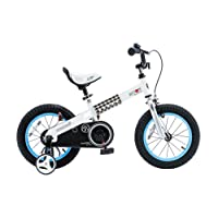 RoyalBaby Buttons Kids Bikes 12 inch, 14 inch, 16 inch Avaliable, Boy's Bikes and Girl's Bikes as Gifts