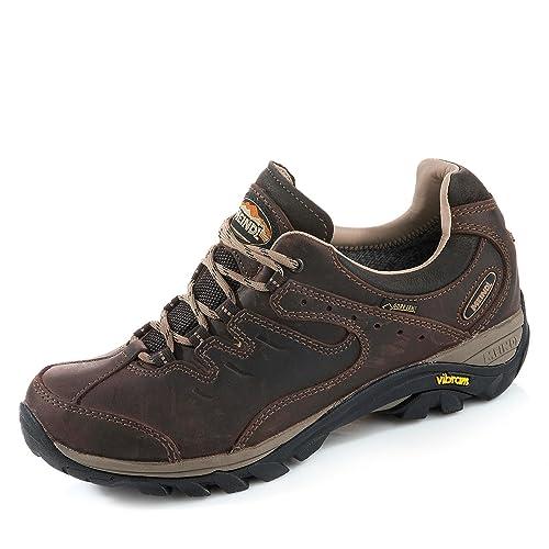 Meindl Foncé ® De Chaussures Tex Marron Randonnée Gore agqUB