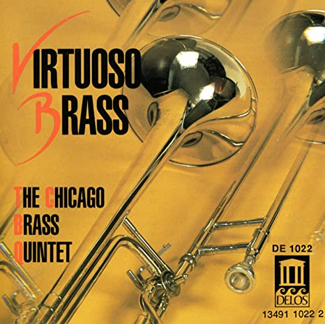 Buy Virtuoso Brass (the Chicago Brass Quintet) Online at Low Prices in  India  4dea839cf