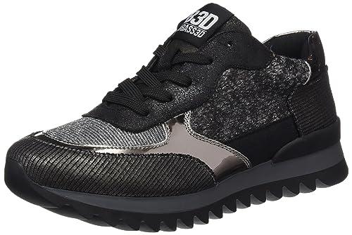 041360, Zapatillas para Mujer, Plateado (Plomo), 39 EU BASS3D
