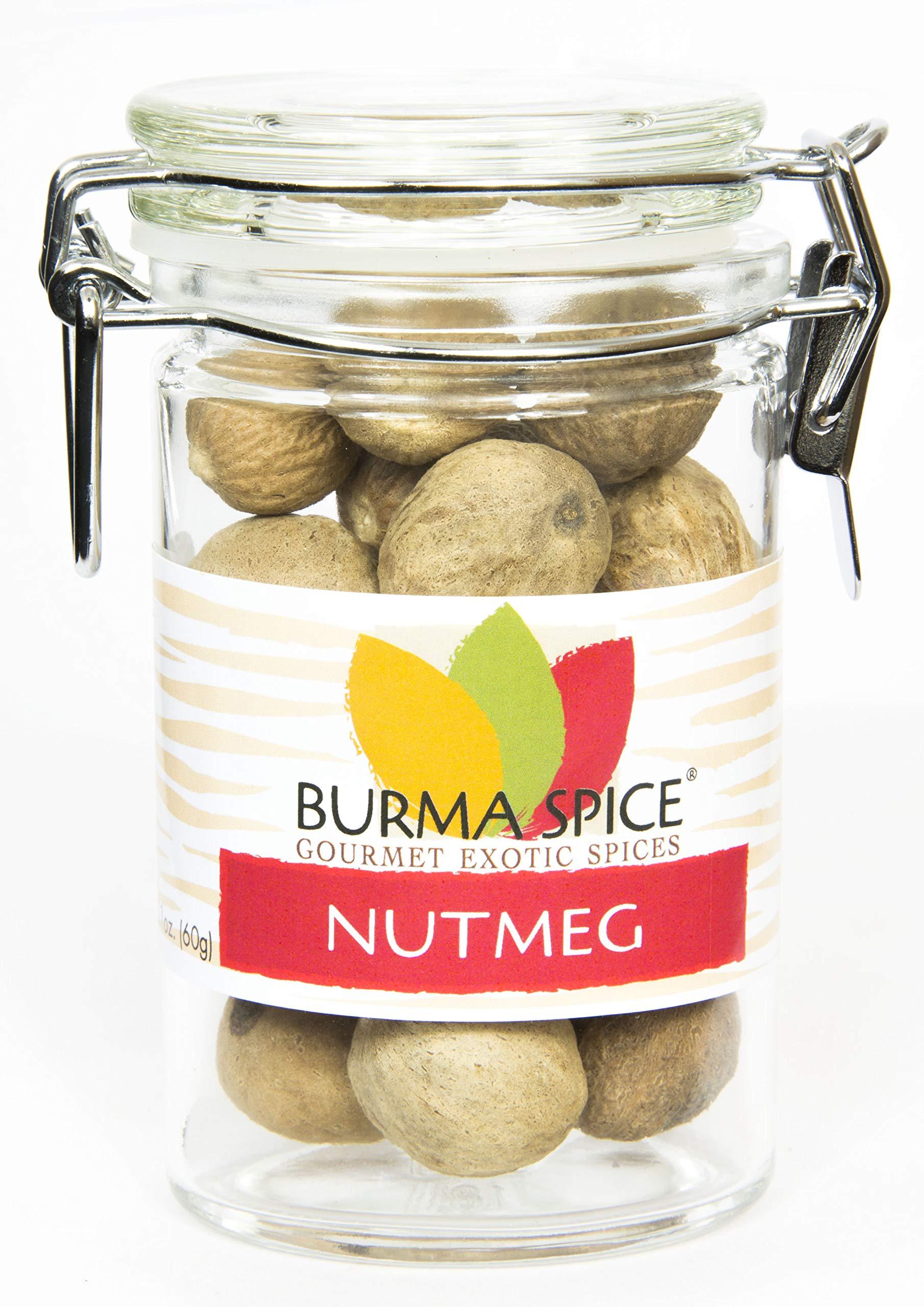 Whole Nutmeg (2.1oz.)