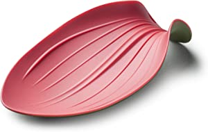 Zeal Spoon Rest Reflecting Nature Range Random Colour, Lily Petal