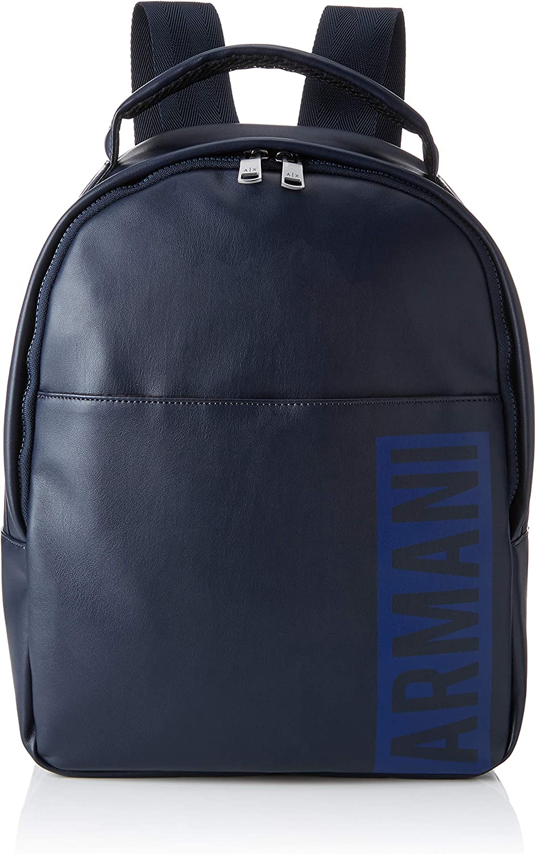 AX Armani Exchange Men's Graphic Backpack
