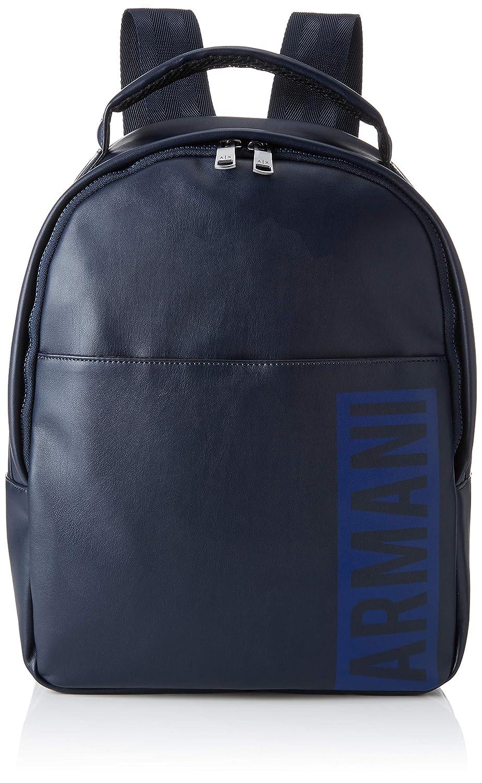 ARMANI EXCHANGE Small Crossbody Bag - Zaini Uomo, Blu (Navy), 29.5x10x43 cm (B x H T)