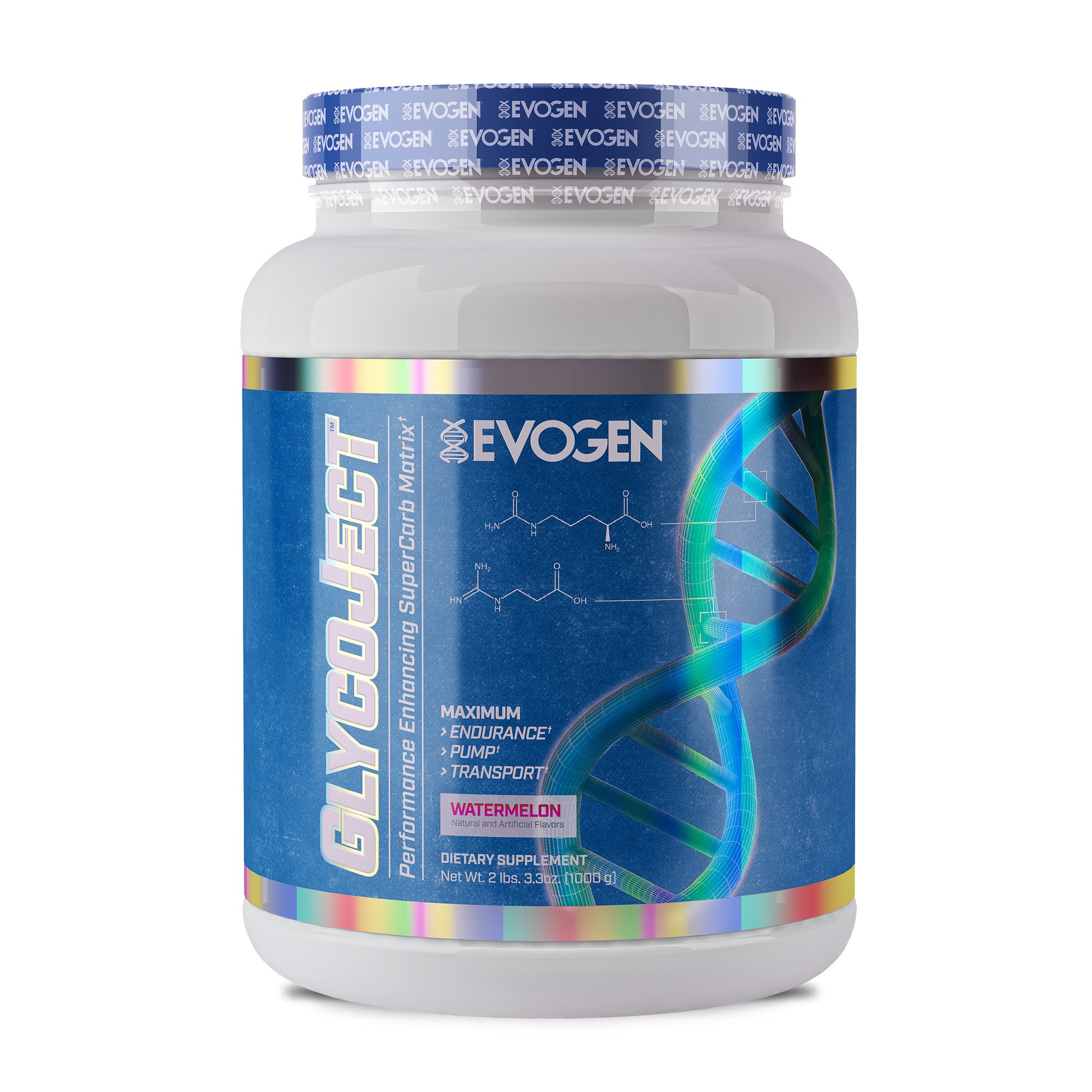 Evogen GlycoJect | Extreme Karbolyn® Carbohydrate Powder | Watermelon | 36 servings …