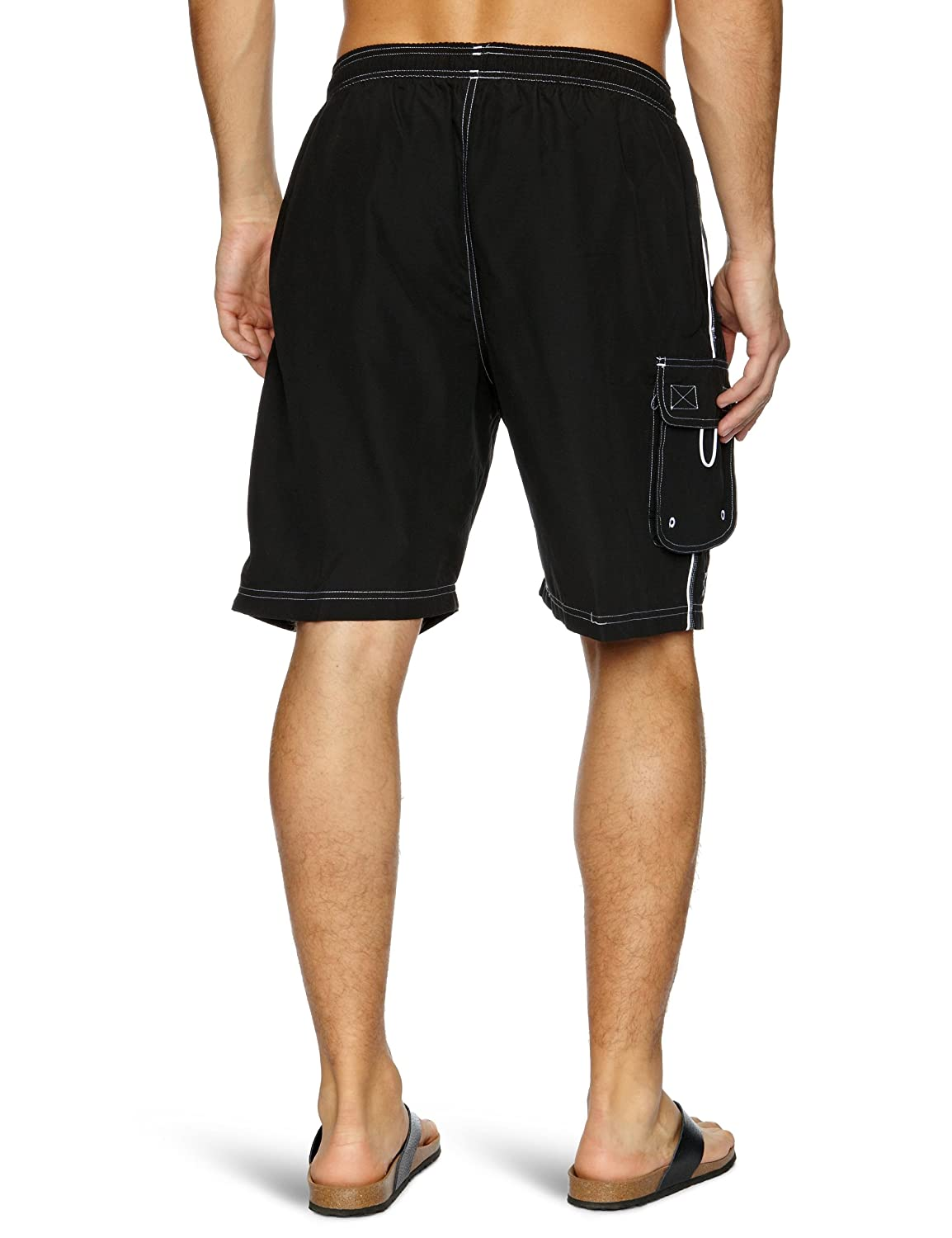 f0799281c6 Amazon.com: TYR Bulldog Sport Competitor Board Shorts: Sports & Outdoors