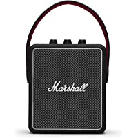 Marshall 1001898 Stockwell Stockwell II Portable Bluetooth Speaker, Water-Resistant with 20+ Hours Playtime and Multi…