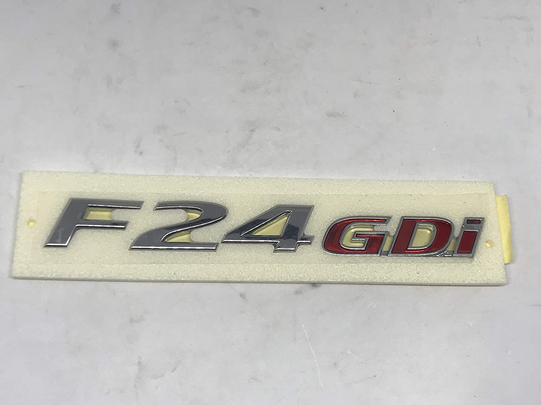 KIA Sportage LIMITED Rear Tail Gate Trunk Emblem Hyundai