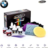 Color N Drive Black Sapphire Metallic - 475 Touch Up Paint Kit Compatible with All BMW Models for Paint Scratch and Chips Repair - OEM Quality, Exact Color Match - Basic Pack