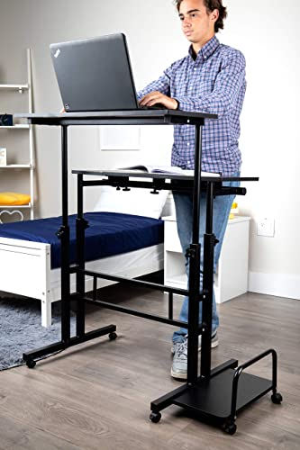 Mind Reader Mobile Sitting - the best home office desk for the money