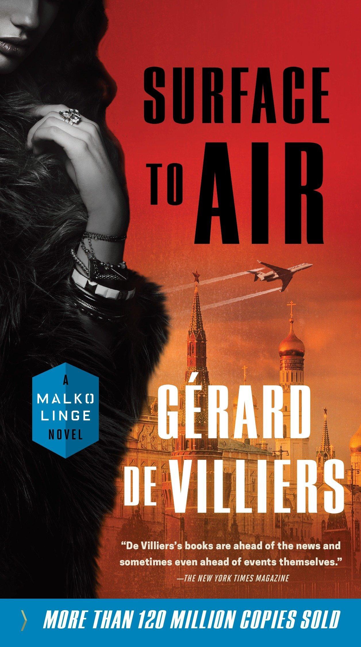 Surface to Air: A Malko Linge Novel pdf