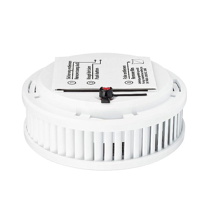 Pyrexx XI_710 Detector de Humo inalámbrico: Amazon.es: Bricolaje y herramientas