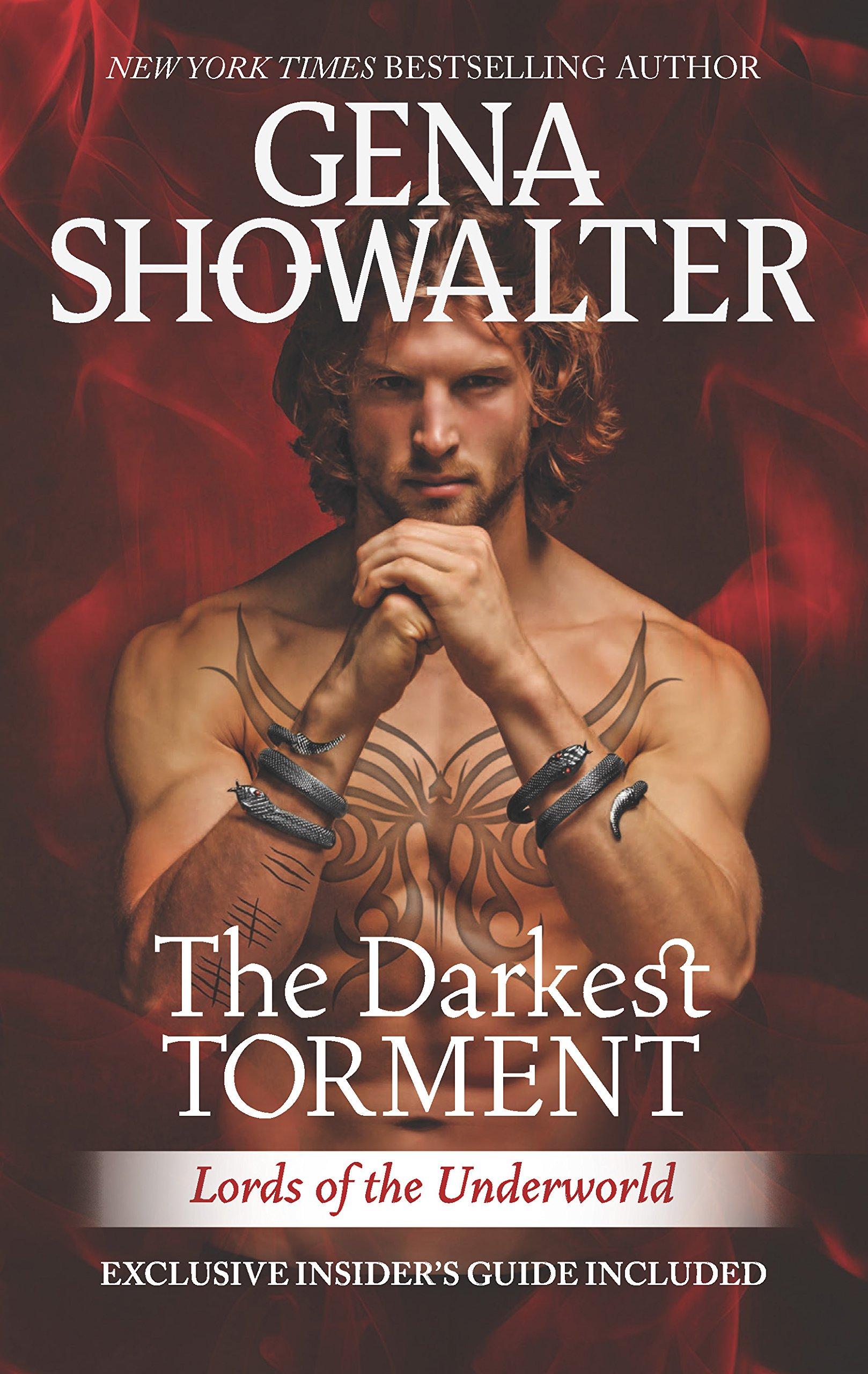Read Online The Darkest Torment (Lords of the Underworld) pdf epub