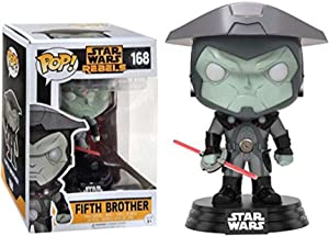 FUNKO POP STAR WARS REBELS WALMART EXCLUSIVE FIFTH BROTHER #168 Vinyl Action figure