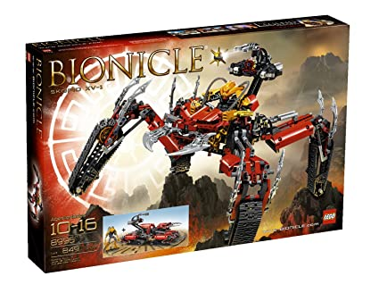 LEGO Bionicle Skopio XV-1 (8996)