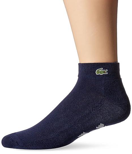 e8f807094598 Lacoste Men s Sport Quarter Ped Sock