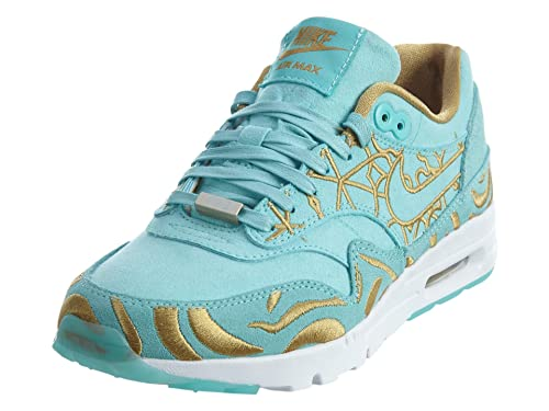 NIKE WOMENS AIR MAX 1 ULTRA LOTC QS PARIS ISLAND GREEN FLAT