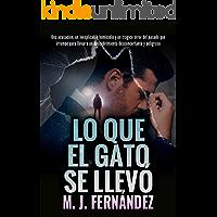 Lo que el gato se llevó. (Inspector Salazar 05): Novela negra española (Serie del inspector Salazar nº 5)