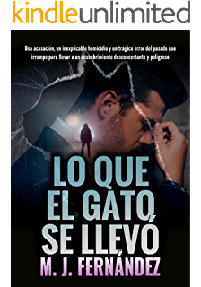 Los gatos caen de pie: (Inspector Salazar 06). Novela negra española eBook: Fernández, M.J.: Amazon.es: Tienda Kindle