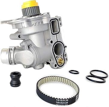 Water Pump Belt Fit for Audi A3 A4 A5 A6 Q3 Q5 TT VW Jetta GTI EOS CC Passat Tiguan 2.0T TSI
