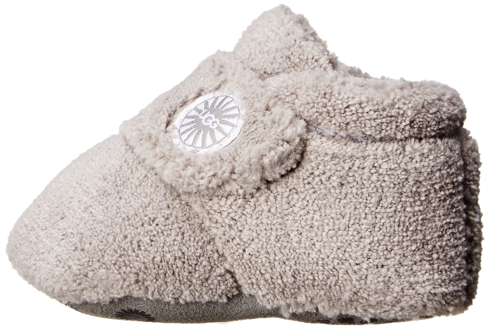 UGG Unisex Bixbee Bootie (Infant/Toddler), Charcoal, 2/3 (6-12 Months) M by UGG (Image #5)
