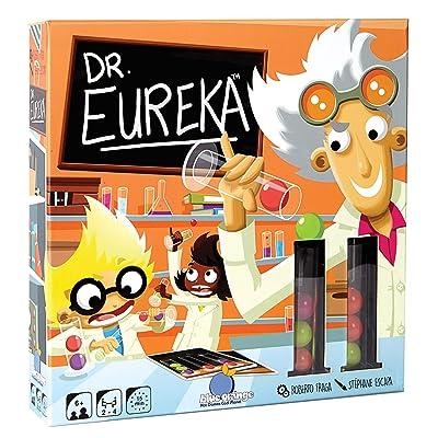 Blue Orange Dr. Eureka Speed Logic Game: Toys & Games