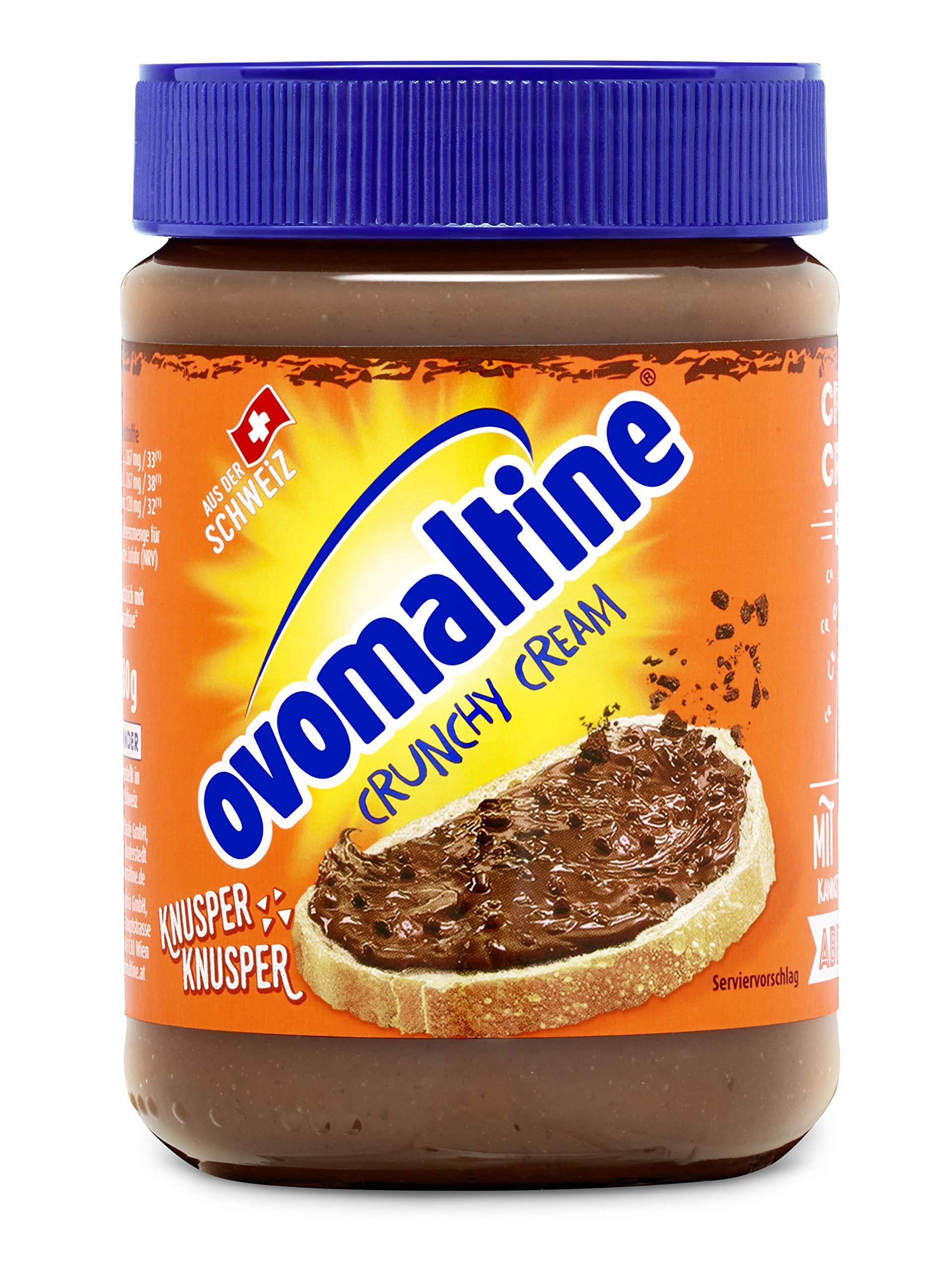 Ovaltine Crunchy Cream 380g