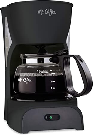 Mr Coffee Simple Brew Coffee Maker 4 Cup Coff
