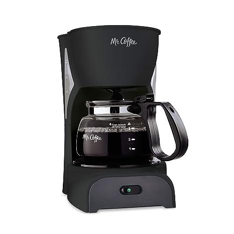 Amazon.com: Mr. Máquina sencilla de café con interruptor de ...