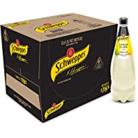 Schweppes Lemon and Lime Mineral Water, 12 x 1.1L