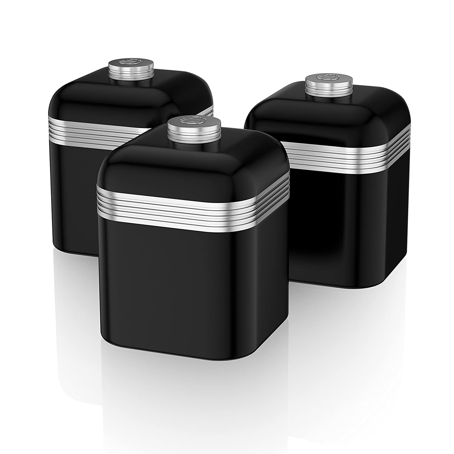 100 black kitchen canister set 100 ceramic kitchen