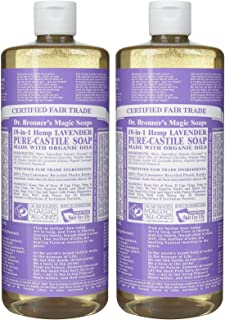 product image for Dr Bronner Soap Liq Lavender