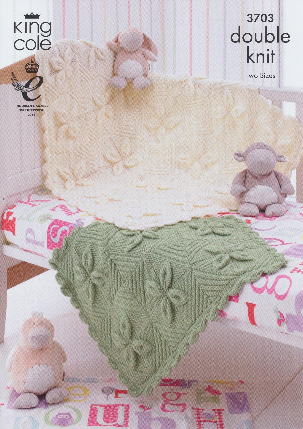 Blanket Knitting Patterns: Amazon.co.uk