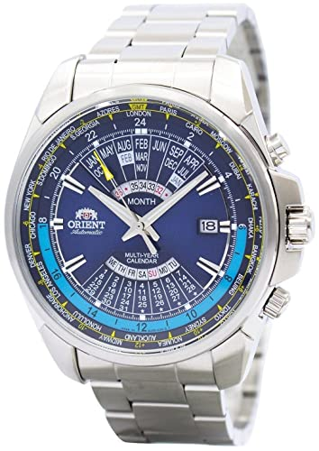 Reloj Orient Automático Caballero FEU0B002DH Deportivo: Amazon.es: Relojes